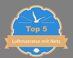 Top 5 – Luftmatratze mit Netz