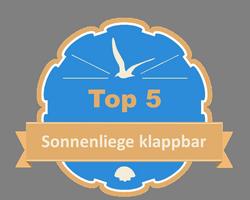 Top 5 – Sonnenliege klappbar