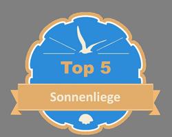 Top 5 – Sonnenliege