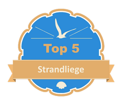 Top 5 – Strandliege