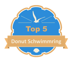 Top 5 – Donut Schwimmring